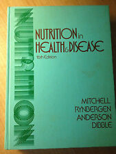 Nutrition in Health and Disease by Helen S. Mitchell (1976,Hardcover) store#2280