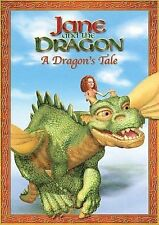 JANE AND THE DRAGON'S(A Tale)3D Animation-CARTOON-Fantasy-KINGDOM-Children's/DVD