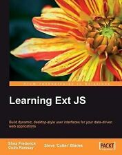 Learning Ext JS-ExLibrary
