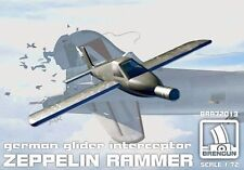 Brengun 1/72 Model Kit 72013 Zeppelin rammer (2 kits in box)