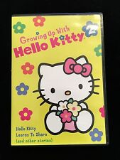 Growing Up with Hello Kitty 2 Learns to Share Other Stories Kids Animated DVD