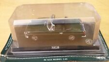 Del Prado Ultimate Car Collection 1:43 Model Die Cast MGB