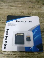 128GB Micro SD HC Card Adapter Class 10 Universal TF Flash Memory Card /91