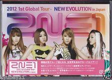 2NE1 2012 1st Global Tour NEW EVOLUTION in Japan DVD AVBY-58133 4988064581337