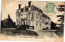 CPA Meaulne-Cháteau de Magnoux (262457)
