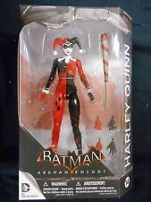 "BATMAN ARKHAM KNIGHT #14 ""HARLEY QUINN VERSION 2"" ACTION FIGURE DC COLLECTIBLES"
