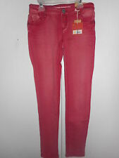 Women's Mossimo Colored Skinny Jeans Straight Leg Size 5 NWT