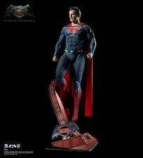 MUCKLE OXMOX LIFE SIZE FIGUR BATMAN VS SUPERMAN SUPERMAN DAWN OF JUSTICE NEUHEIT
