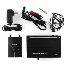 Takstar Mini Wireless Monitor System Stereo In Ear Receiver DJ Transmitter