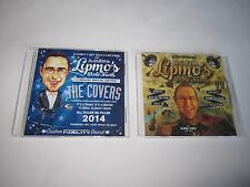 Lipmo's World Travels TheCovers/ Best of 2014 2 CDs Promo Only