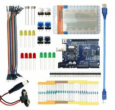 arduino 13 in 1 kit Starter Kit UNO R3 mini Breadboard LED jumper taste arduino