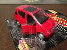 MERCEDES BENZ A CLASS 1:36?? DIECAST WITH OPENING DOORS RED RARE MAISTO