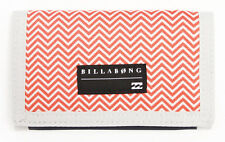 "BRAND NEW + TAG BILLABONG ""ATOM"" TRI-FOLD BOYS MENS KIDS WALLET SURF NAVY"