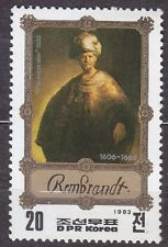 KOREA Pn. 1983 MNH** SC#2265 20ch, Rembrandt Paintings. The Noble Slav.