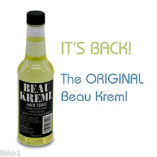 BEAU KREML Men's Grooming Hair Tonic, Keeps hair in place neatly all day. 10 oz.