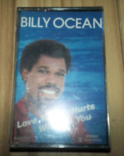 Billy Ocean Love Really Hurts Without You Cassette SEALED