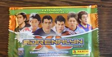 PANINI ADRENALYN SOCCER 2012 ARGENTINA 3 UNNOPENED ENVELOPES