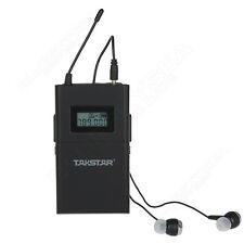 Takstar WPM-200 Portable Receiver Wireless Monitor System In-Ear Stereo