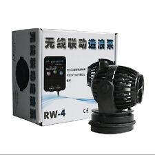 110~240v Jebao RW-4 Marine Aquarium Wave Maker for Wireless Slave Pump Control