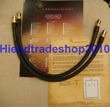 Cardas Golden Reference RCA interconnects  (TRADES WELCOMED)