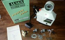 X-Axis Power Drive Feed Kit for Warco VMC, WM20, VSE Milling Machines UK-240volt