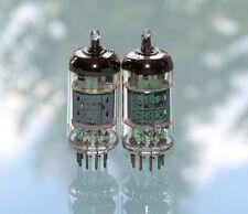 Pair Dario Miniwatt 6189 (E82CC / 12AU7 WAH) tubes NOS matched balanced pair