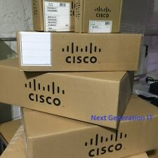 NEW Cisco WS-C3850-24S-S 24 SFP Ethernet ports Switch with 350WAC power supply