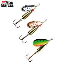 ABU GARCIA CLASSIC DROPPEN SPINNER LURES 6gm 3 PACK 1109915