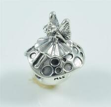 Genuine Authentic Pandora Sterling Silver Forest Fairy Charm 791734