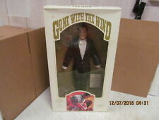 Vintage Gone with the Wind Rhett Butler in Black Tuxedo World Doll #71241 COA!!