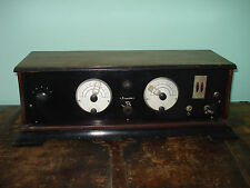 Rare Antique Neutro BZ Neutrodyne radio receiver monette ? telefunken ?