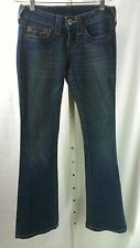 True Religion Bobby Womens Classic Blue jeans 25 saks fifth