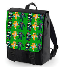 STAMPYLONGNOSE SQUID BACK PACK ( COLLAGE BACKGROUND) BAGBASE STAMPY YOUTUBER