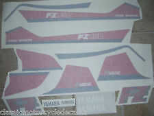 YAMAHA FZ750 DECAL SET 1985