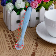 Lovely Soft Silicone Kids Baby Spoon Feeding Spoon Flatware Tableware Gifts