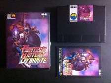 FIGHTERS HISTORY DYNAMITE SNK Neo Geo AES Very.Good.Condition JAPAN