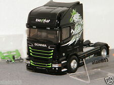 SCANIA STREAMLINE TOPLINE KING OF THE ROAD TRACTEUR SEUL ELIGOR 1/43 - 115880