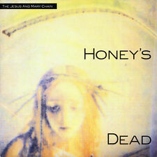 The Jesus And Mary Chain - Honey's Dead 180G LP REISSUE NEW PLAIN