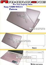 Armourone Sony VAIO SVE14 series Pre Cut Generation II Laptop Skin Protector