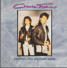 "7"" Climie Fisher Keeping The Mystery Alive / Nothing But A Feeling 80`s EMI"