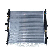 Mercedes-Benz Radiator Premium Quality 1630003 / 1630404