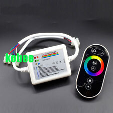 18A Wireless RF Remote Touch Panel Controller For 5050 LED RGB Strip 12V Switch