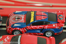"Carrera Go 61039 CarForce ""SPIDERMAN"" NUOVO"