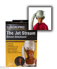 THE JET STREAM BONNET ATTACHMENT, FITS ALL HAIR DRYERS BY LUXOR PRO