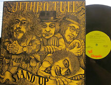 ► Jethro Tull - Stand Up  (green Chrysalis 1042) (with a pop-up gatefold cover)