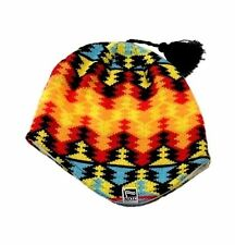 NEW NXTZ Woodchopper Mens Warm Fleece Lined Beanie Winter Snowboard Hat Ret$20