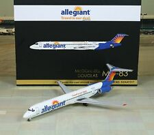 "Gemini Jets Allegiant ""New Color"" MD-83 ""Sold Out"" 1/200"