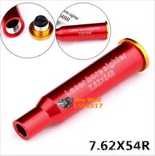Red Dot Laser Sight Bore Sighter 7.62x54R Cartridge Boresighter Scope Lights