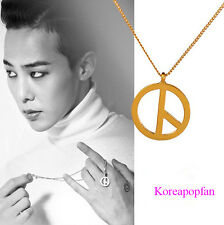G-DRAGON GD BIGBANG COUP DETAT GDRAGON ALLOY NECKLACE Kpop New