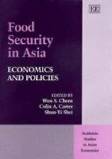 Food Security in Asia: Economics and Policies (Academia Studies in Asi-ExLibrary